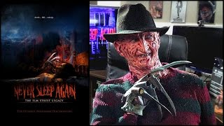 NEVER SLEEP AGAIN: THE ELM STREET LEGACY (2010) - Crítica