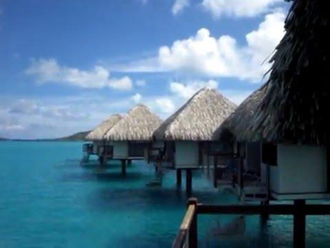 Bangalo Hotel Le Meridien Em Bora Bora