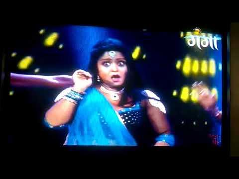 Shubhi Sharma Dance on  Hum ta Babli bolatani  in Fagua 2017