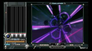 Violet Pulse - G.K GLITCH ELECTRO / BPM 134 216 Notes / ☆2 / Normal from Beatmania IIDX 23 copula.