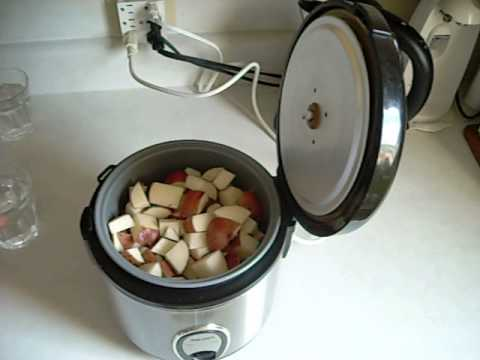 Bachelor's Secrets: Making Potatoes In The Rice Cooker