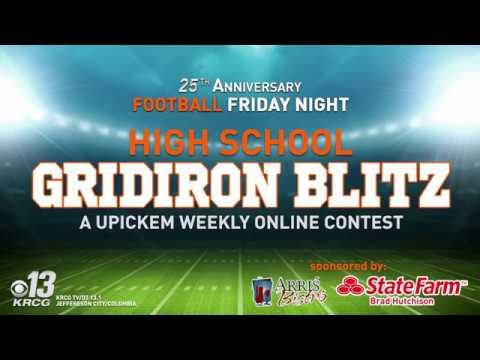 High School Gridiron Blitz 2016 - 10 Second Spot