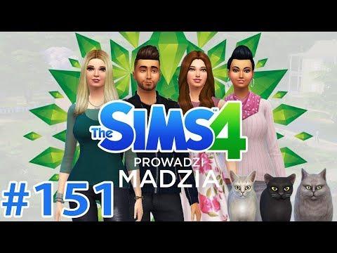 The SimS 4 #151 – Ślub, poród, awans i kosmici