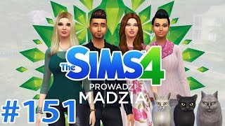 The SimS 4 #151 - Ślub, poród, awans i kosmici