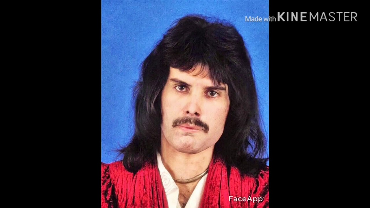 freddie mercury if he had a mustache in the 70 s youtube freddie mercury if he had a mustache in