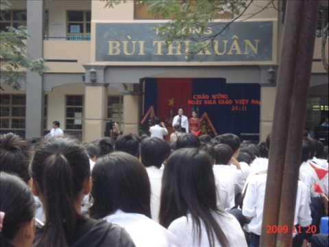 Bui Thi Xuan high school