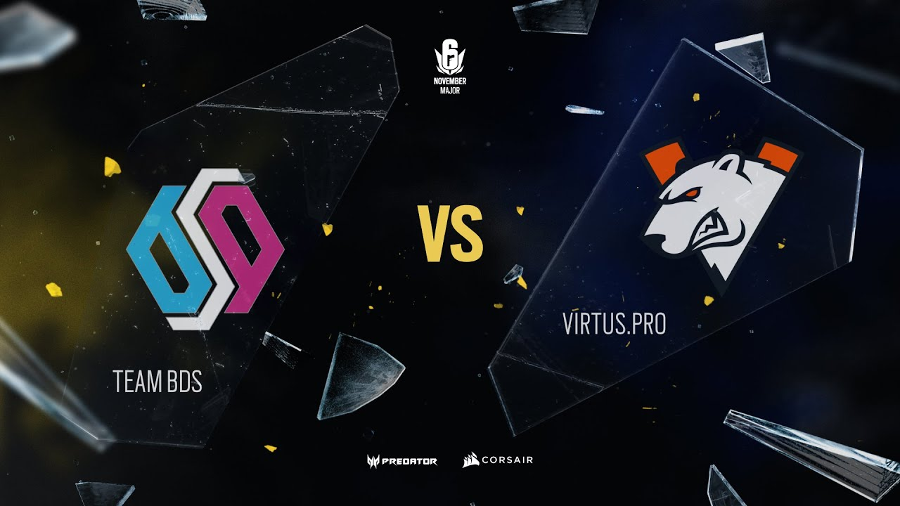 BDS Esport vs Virtus.Pro // November Six Major 2020 – Loser Bracket Final