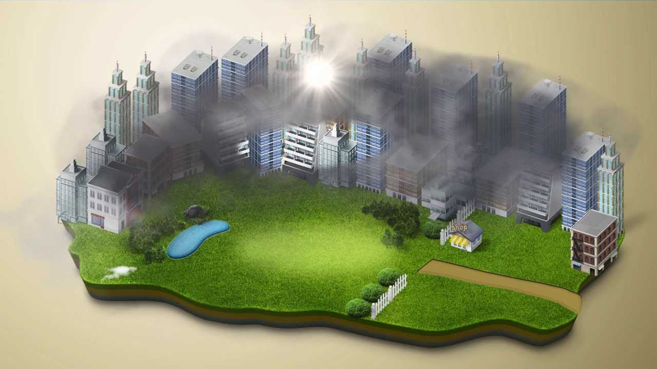 Cleaning Beijing Sky The Smog Project By Daan Roosegaarde