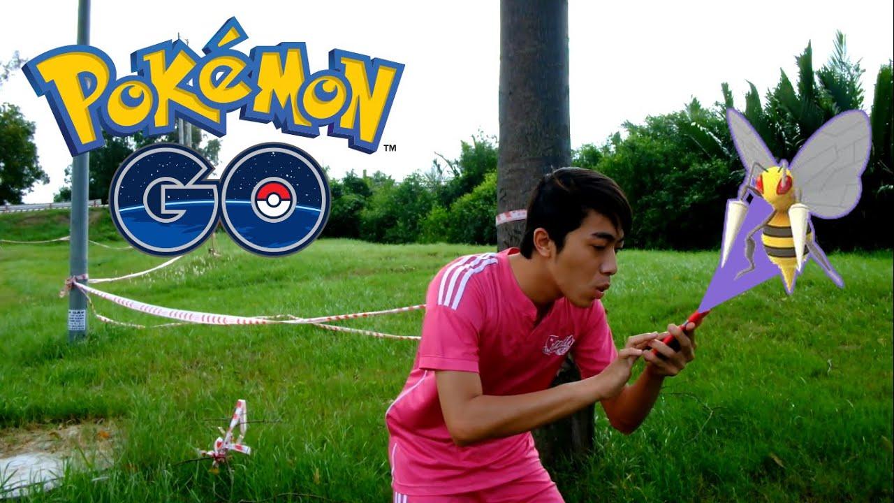 Pokemon GO | Tập 3 | Vũ điệu của team Vai Lô