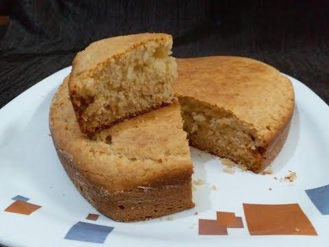 Basic Plain & Soft Vanilla-Sponge Cake Recipe    How To Make Perfect Eggless Sponge Cake Recipe  