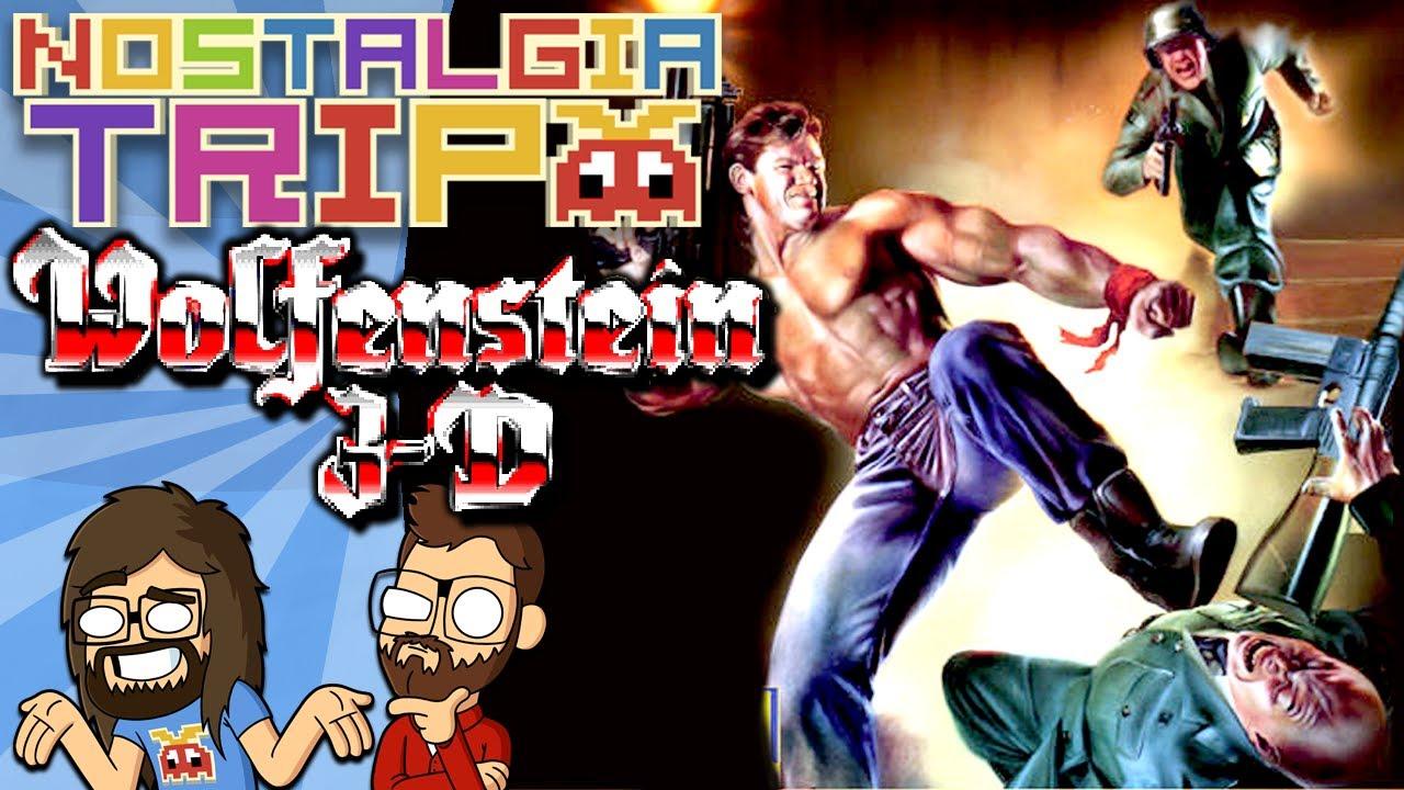 Nostalgia Trip - Wolfenstein 3D