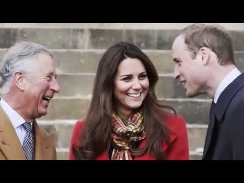 Catherine Enters Hospital In Labor,Royal Baby On The Way