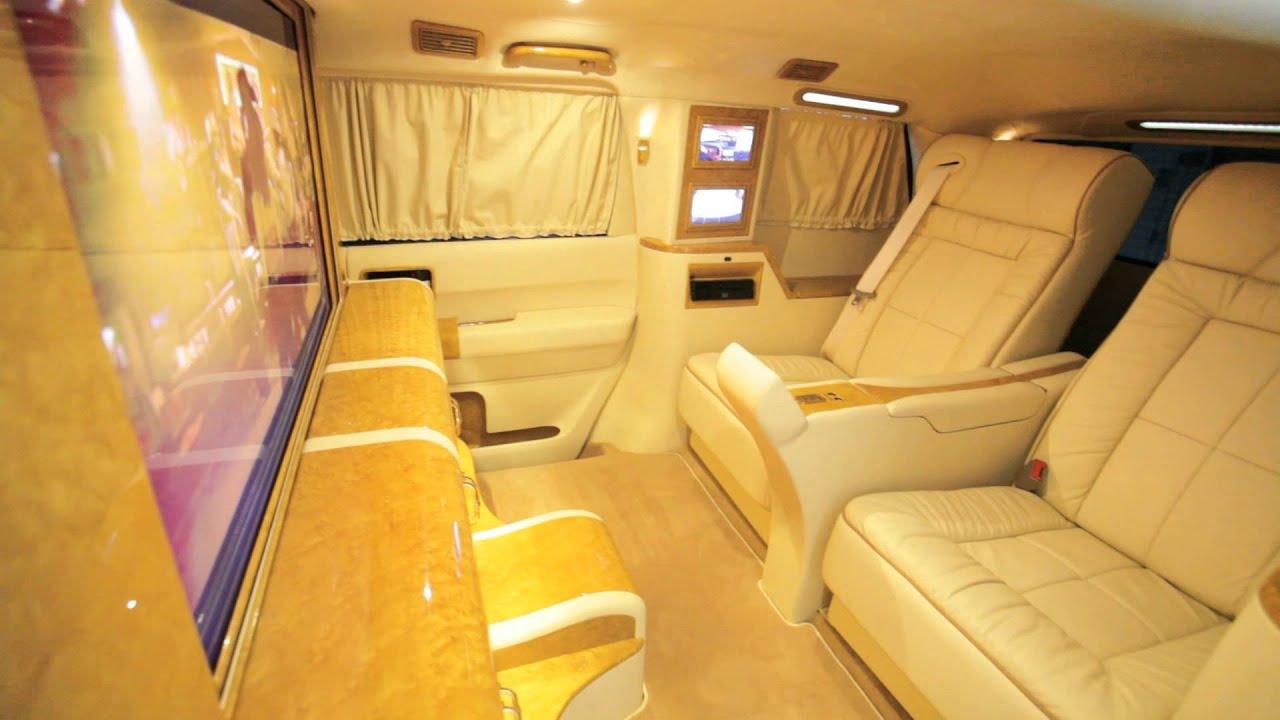 S2 | Luxury Armored Toyota Sequoia by Lexani Motorcars ...