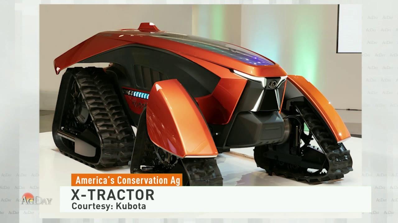Résultats de recherche d'images pour «KUBOTA autonomous Zero Emissions Concept Tractor»
