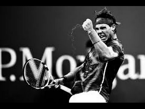 One of the Reasons Rafael Nadal Is My Favorite Player: Grit and Hustle