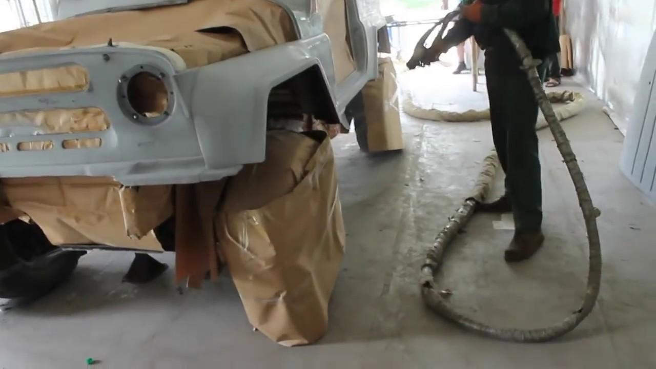 Защитное покрытие автомобиля Ceramic pro - YouTube