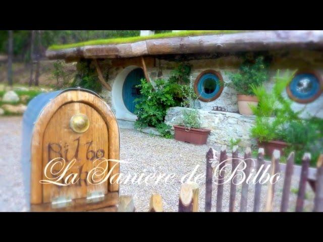 Les cabanes du Varon- La tanière de Bilbo - Maison des Hobbit
