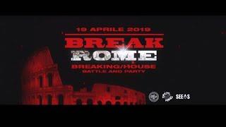 BreakRome Vol.4 Final | Samael & Tomato VS Kulebra & Side