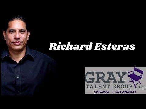 Richard Esteras   Actor   Demo Reel