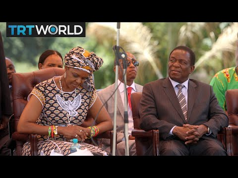 Zimbabwe Politics: Former Vice-President flees to South Africa