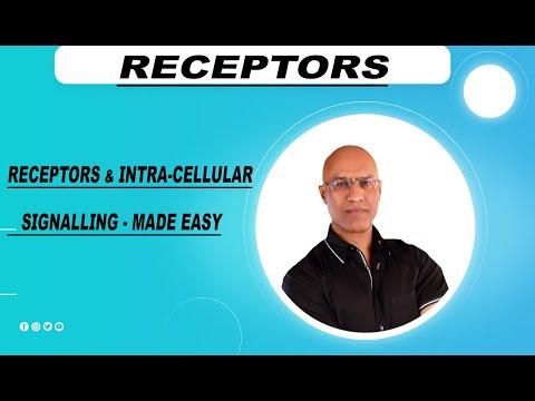 Receptors & Intra-cellular Signalling - Made Easy
