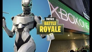 Fortnite: 'XBOX BUNDLE' Eon Skin Showcase (Battle Royale)