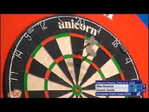 PDC European Darts Open 2014 - Second Round - Dennis Smith vs. Wes Newton