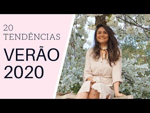 b3a9d733b0a541 20 TENDÊNCIAS DO VERÃO 2020 EM 5 LOOKS - YouTube