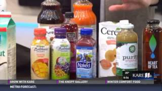 Leverage Your Beverage (1/21/17 on KARE 11)