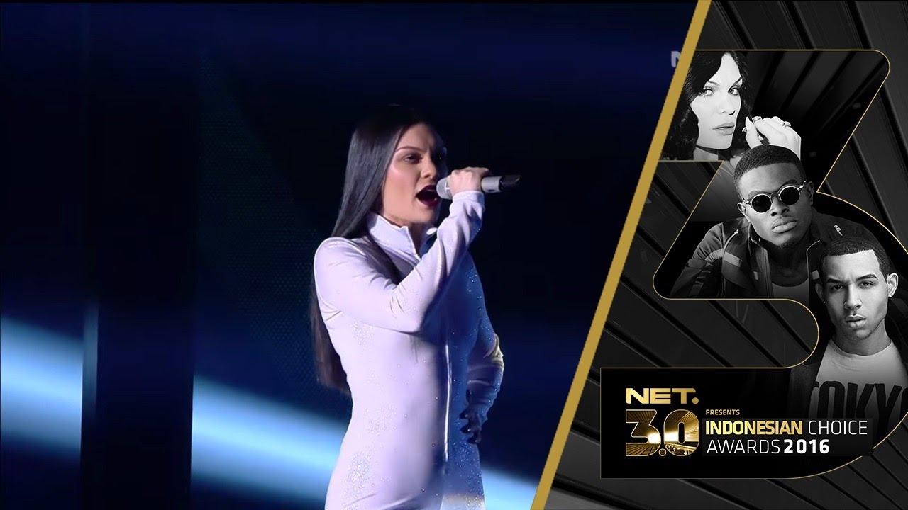 Download Jessie J - Bang Bang | Opening NET 3.0 presents Indonesian Choice Awards 2016