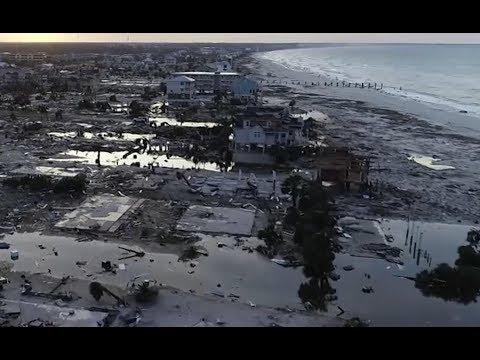 HURRIKAN MICHAEL: Küstenort Mexico Beach dem Erdboden gleichgemacht