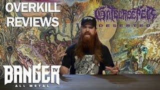 Gambar cover GATECREEPER - Deserted | Overkill Reviews