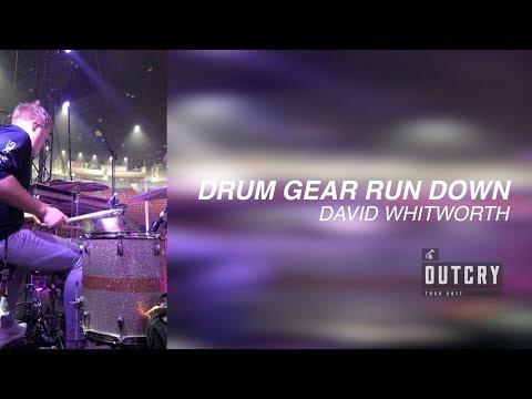 David Whitworth (Bethel Music) - Drum Gear Run Down
