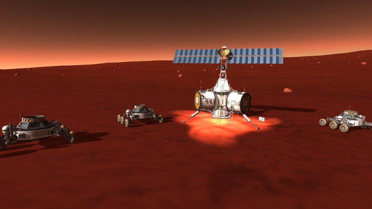 kerbal space program duna base -#main