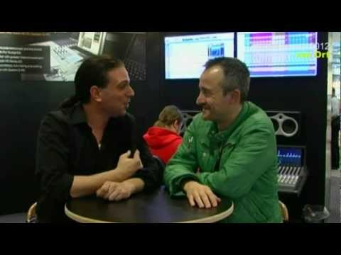 TALKvision vor Ort - Musikmesse 2012 | Interview mit Ralf Christian Mayer