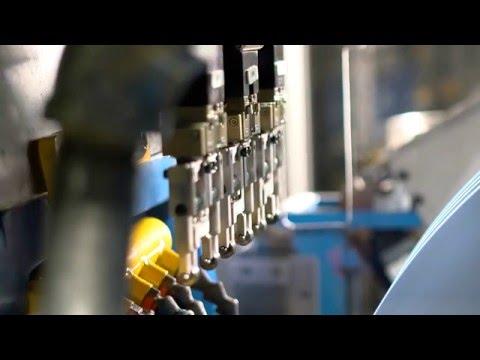 Allways Precision Inc's Cincinnati #2om Centerless Grinder w/ Multi Gripper Gantry System