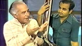 Master Dinanath Mangeshkar tribute by Dr. Vasantrao Deshpande