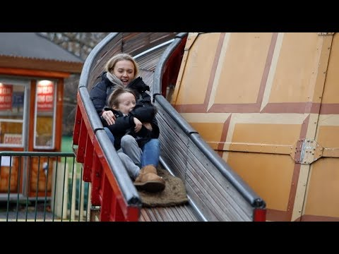 Vlogmas #5 Świąteczny spacer po Kew Gardens