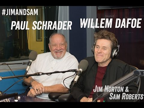 Willem Dafoe & Paul Schrader - 'Dog Eat Dog,' Richard Pryor and more - Jim Norton & Sam Roberts