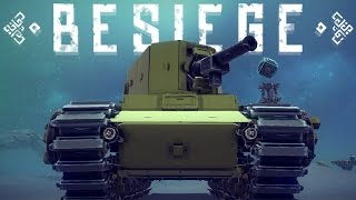 besiege best creations realistic creations tanks planes more besiege gameplay highlights