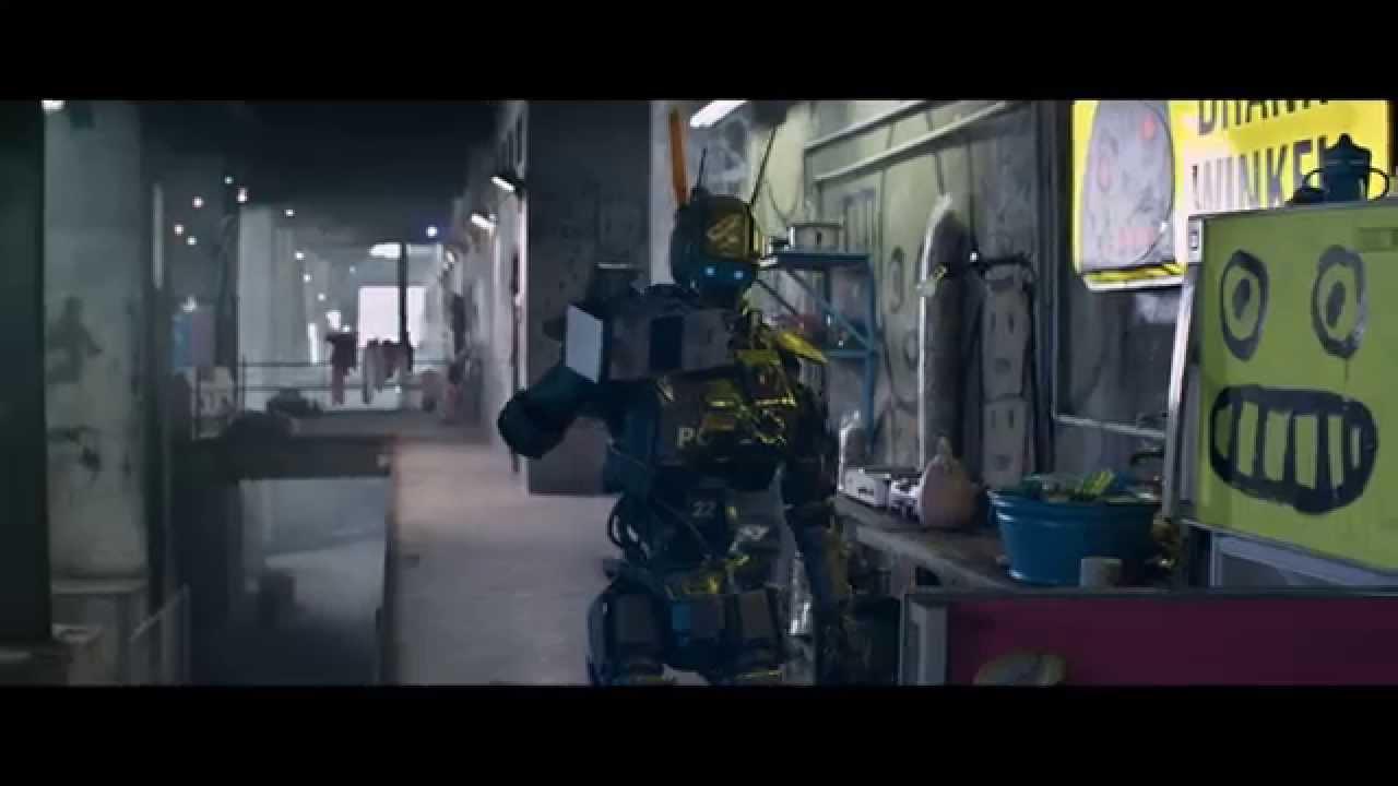CHAPPIE - HD Trailer deutsch | Ab 6.3.2015 im Kino