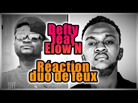 "Defty feat Elow'N Kiff No Beat ""Respect"" - [Réaction]"