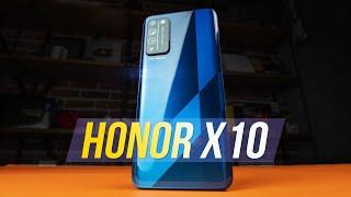 Honor X10 ОБЗОР - КРАСИВЫЙ ЧЕРТЯКА И МОЩНЫЙ СМАРТФОН!