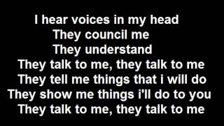 Randy Orton Theme - Voices Lyrics