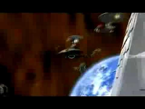 Star Trek Hidden Frontier Series Trailer