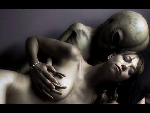 nude space alien women