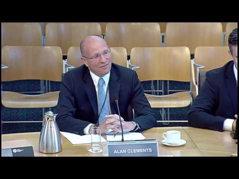 Culture, Tourism, Europe and External Relations Committee - Scottish Parliament: 20th April 2017