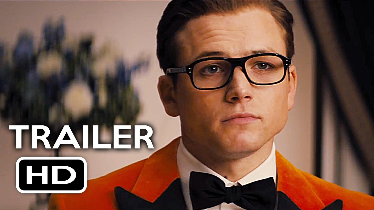 Kingsman 2 The Golden Circle Official Trailer 1 2017 Taron Egerton Action Movie Hd Youtube