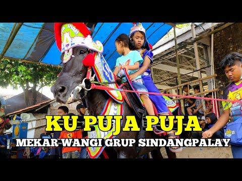 kuda-renggong-lagu-ku-puja-puja-(cover)-lagu-virall---mekar-wangi-grup
