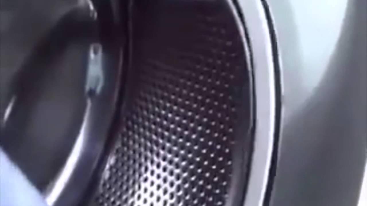 Lavatrice Rex Cuscinetti Albero Cesto Rotti Youtube